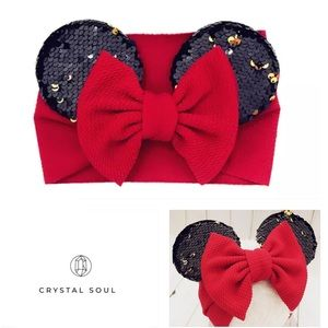 Other - Just In❤️Adorable Bow and Ears headband